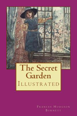 The Secret Garden: Illustrated Cover Image