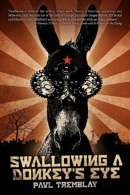 Cover for Swallowing a Donkey's Eye