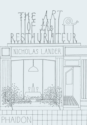 The Art of the Restaurateur Cover