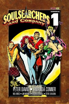 Soulsearchers and Company Omnibus 1 Cover Image