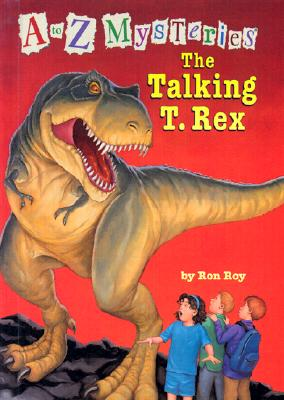 The Talking T. Rex Cover
