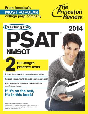 Cracking the PSAT Cover