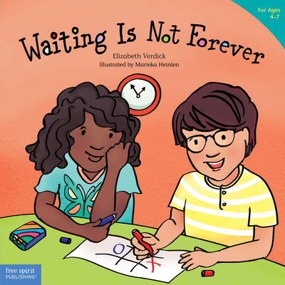 Waiting Is Not Forever (Best Behavior® Paperback Series) Cover Image