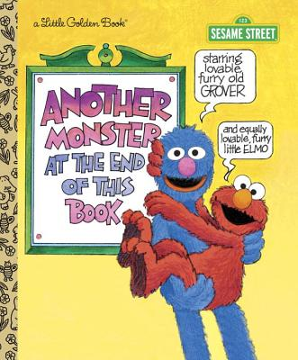 Another Monster at the End of This Book (Sesame Street) (Little Golden Book) Cover Image