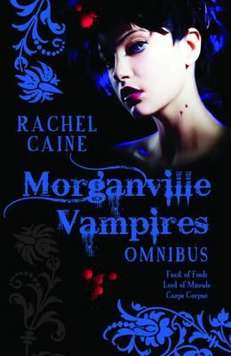 The Morganville Vampires Cover Image