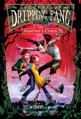The Vampire's Curse Cover