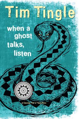 Cover for When a Ghost Talks, Listen