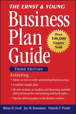 The Ernst & Young Business Plan Guide Cover Image