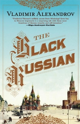 The Black Russian Cover
