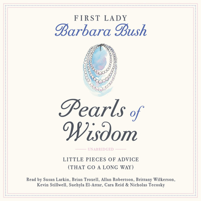 Pearls of Wisdom Lib/E: Little Pieces of Advice (That Go a Long Way) Cover Image
