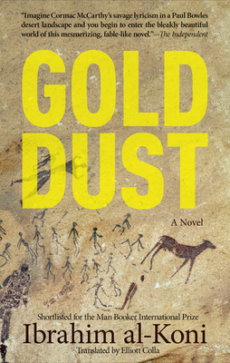 Gold Dust (Hoopoe Fiction) Cover Image