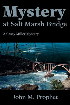Cover for Mystery at Salt Marsh Bridge (Casey Miller Mysteries)