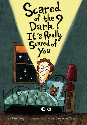 Scared of the Dark? It's Really Scared of You Cover Image