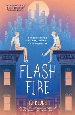 Flash Fire: The Extraordinaries, Book Two Cover Image