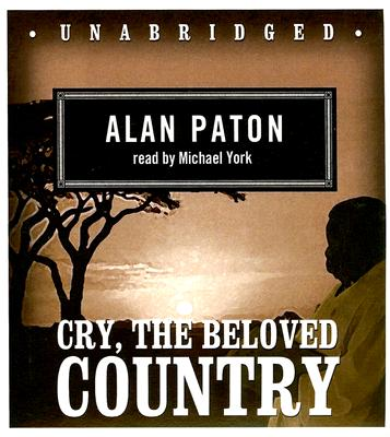 Cry, the Beloved Country Cover Image