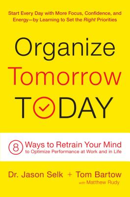 Organize Tomorrow Today Cover