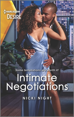 Intimate Negotiations: A Workplace Surprise Pregnancy Romance Cover Image
