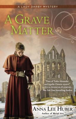 A Grave Matter (A Lady Darby Mystery #3) Cover Image