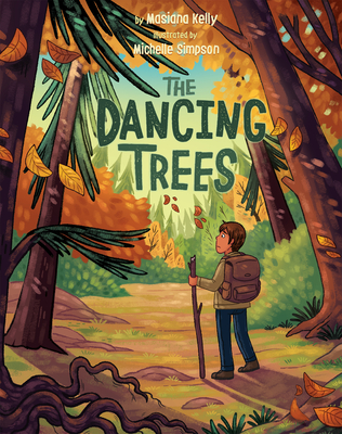 The Dancing Trees Book Cover