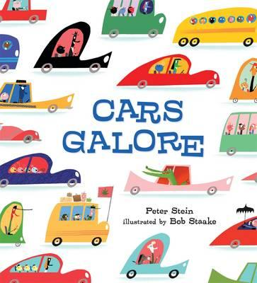 Cars Galore Cover Image