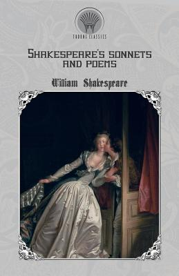 Shakespeare's Sonnets and Poems Cover Image