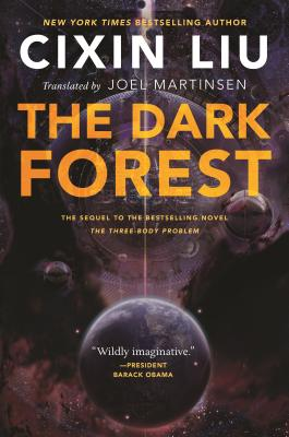 The Dark Forest (Remembrance of Earth's Past #2) Cover Image