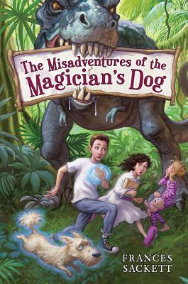 The Misadventures of the Magician's Dog Cover