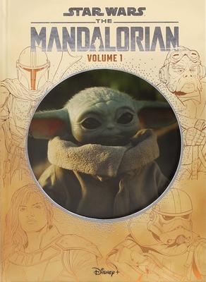 Star Wars: The Mandalorian (Disney Die-Cut Classics) Cover Image