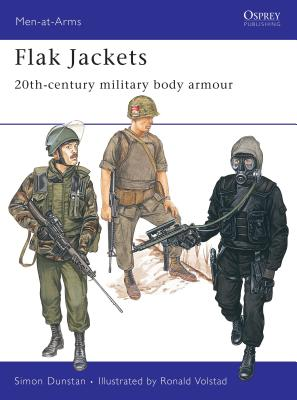 Flak Jackets: 20th-century military body armour Cover Image