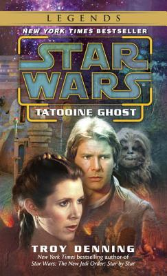 Tatooine Ghost Cover