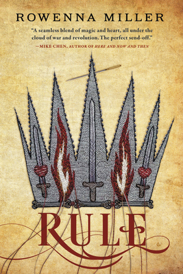 Rule (The Unraveled Kingdom #3) Cover Image