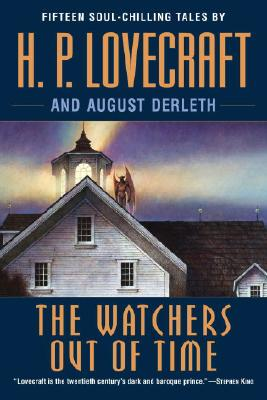 The Watchers Out of Time Cover