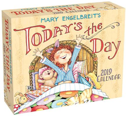 Mary Engelbreit 2019 Day-to-Day Calendar: Today's the Day Cover Image