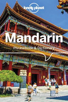 Lonely Planet Mandarin Phrasebook & Dictionary 10 Cover Image