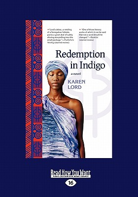 Redemption in Indigo: A Novel (Large Print 16pt) Cover Image