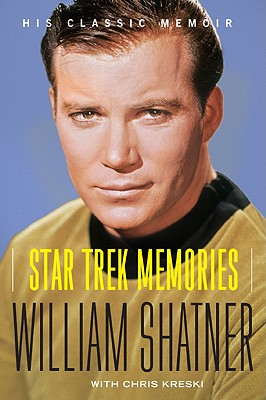 Star Trek Memories Cover
