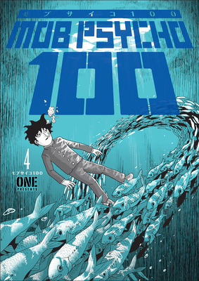 Mob Psycho 100 Volume 4 Cover Image