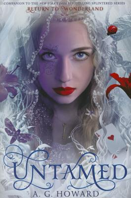 Untamed (Splintered Series Companion) Cover