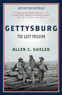 Gettysburg: The Last Invasion (Vintage Civil War Library) Cover Image