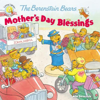The Berenstain Bears Mother's Day Blessings Cover Image