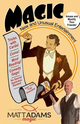 Magic: New and Unusual Entertainment Cover Image