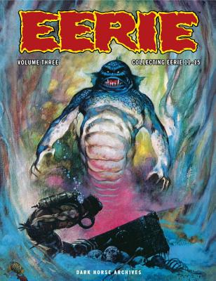 Eerie Archives Volume 3 Cover