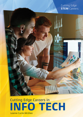 Cutting Edge Careers in Info Tech Cover Image