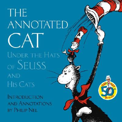 The Annotated Cat Cover