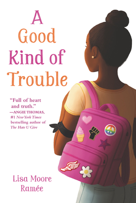 A Good Kind of Trouble Cover Image