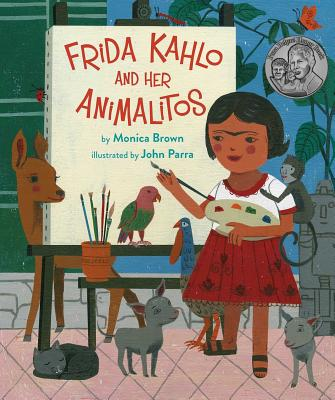 Frida Kahl and her Animalitos by Monica Brown