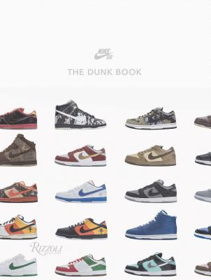 Nike SB: The Dunk Book Cover Image