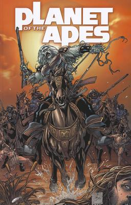 Cover for Planet of the Apes