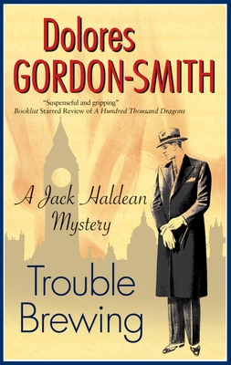 Trouble Brewing Cover