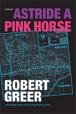 Astride a Pink Horse Cover